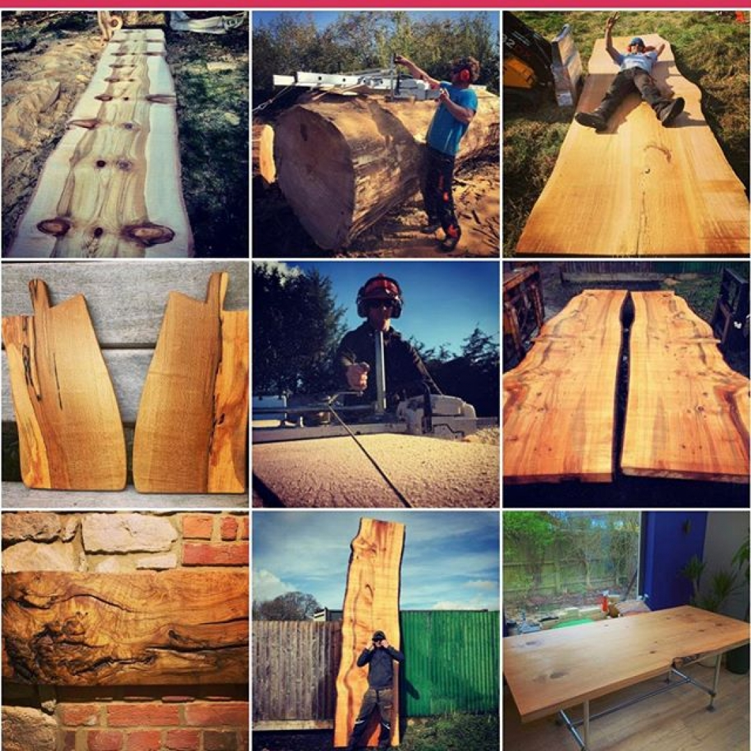 Best nine been slow on the wood this year but I'm total re-inspired new work shop and read for a massive 2020.